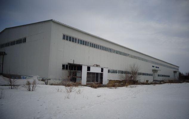 Склады макаронной фабрики