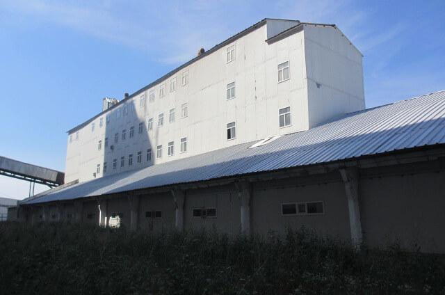 Мельничный комплекс с оборудованием (аренда)