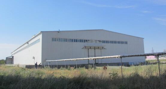 Макаронная фабрика с оборудованием (аренда)