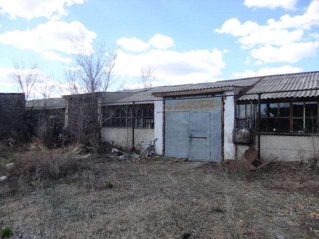 Промышленные базы и склады