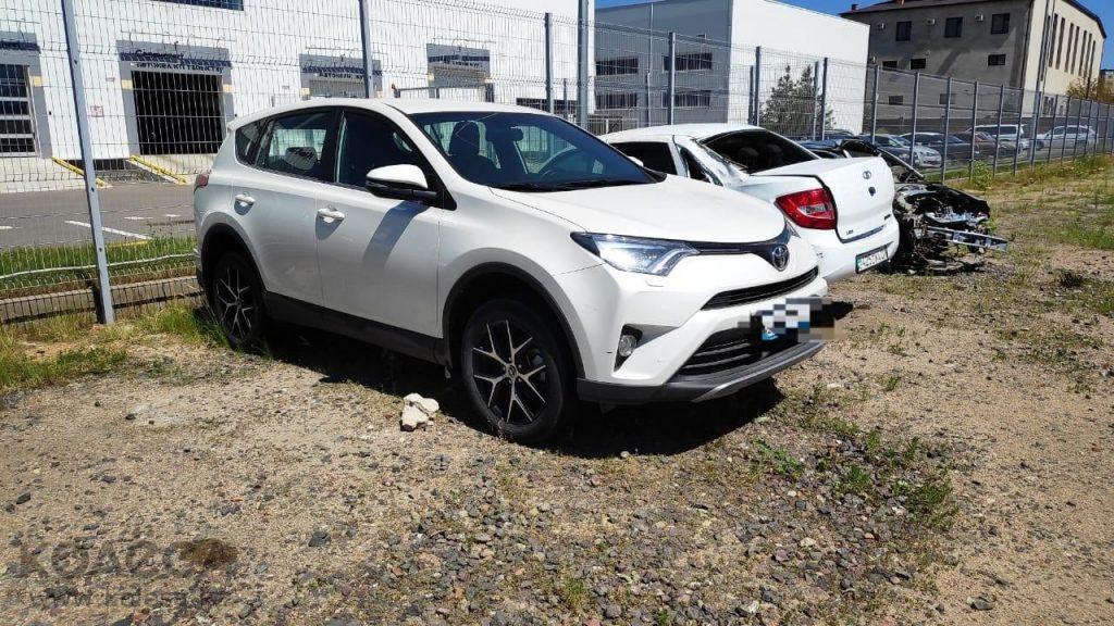 Toyota RAV 4 2016 года(Аукцион)