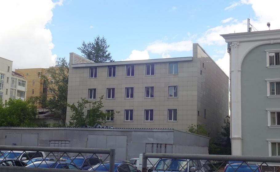 Здание коммерческого назначения