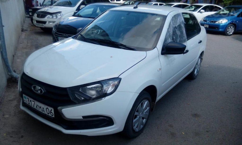 ВАЗ (Lada) 2190 (седан) 2019 года