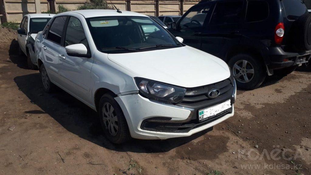 ВАЗ (Lada) 2190 (седан) 2019 года(аукцион)