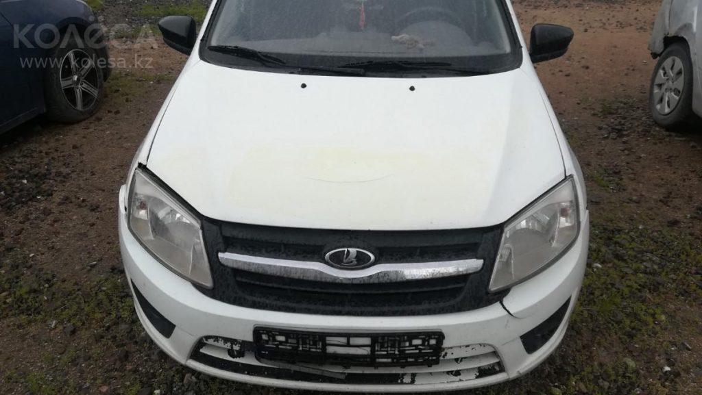ВАЗ (Lada) 2190 (седан) 2015 года(Аукцион)