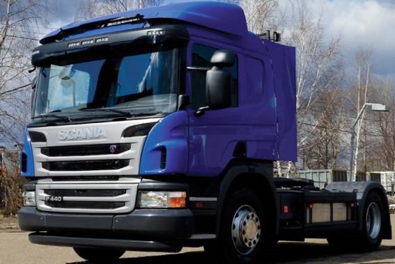 Грузовые транспортные средства Scania R440 La4x2hna