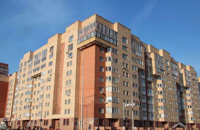 Четырехкомнатная квартира 255,6 кв. м ЖК «Сказочный мир»